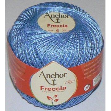 Fios Crochet Anchor Cor Lisa nº 6