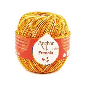 Fios Crochet Anchor Cor Matizado nº 6