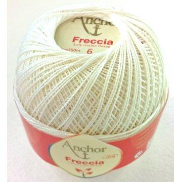 Fios Crochet Anchor Cor nº 6 100g